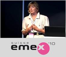 mcschindler.com referiert an der SuisseEMEX 2010